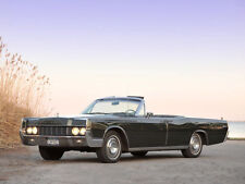 "1967 Lincoln Continental Convertible11 x 14""  Photo Print"