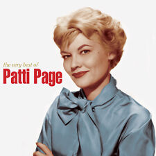 Patti Page - The Very Best Of Patti Page CD