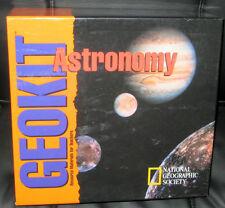 GeoKit Earth Science Series: Astronomy by National Geographic
