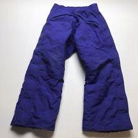 LL Bean Kids Sz S 8 Snow Ski Pants A1631