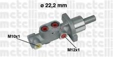 Pompa freni Ø22,20 M10x1 (1)+M12x1 (1) +Abs -Esp Peugeot 206 (2A/C) tt 98>07
