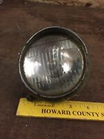 Vintage Stanley Light & Miller Headlight #C-2H