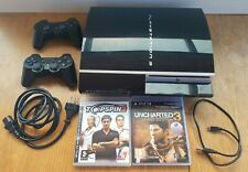 Console Sony PS3 Playstation 3 + 2 Manettes et 2 Jeux - TBE.