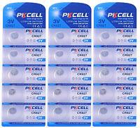 15 x CR927 3V Lithium Knopfzelle 30 mAh ( 3 Blistercard a 5 Batterien ) PKCELL