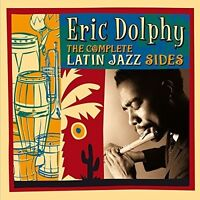 Eric Dolphy - Complete Latin Jazz Sides [New CD] Spain - Import