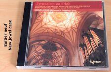Concert Pieces Organ - Mendelssohn Silas McFarren - Graham Barber - CD Hyperion
