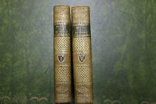 Oeuvres diverses de M. A. L. Thomas ( 2 volumes ) : discours et poésies - 1771