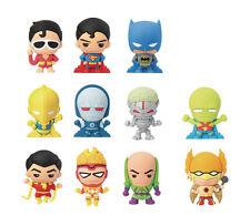 DC Comics Superpowers Lasercut Figural Keyring 24PC Box Collection