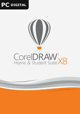 CorelDRAW Home & Student Suite X8 -PC- download - graphic design & photo editing