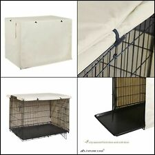 Explore Land 42 inches Dog Crate Cover - Durable Polyester Pet Kennel Cover