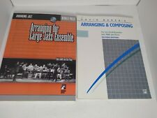 Arranging And Composing Jazz Music Books Lot