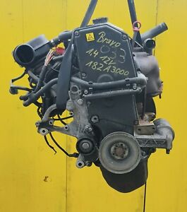 Motor Fiat Bravo 1,412V Motorcode 182A3000 80PS/59kw 1370ccm 94000km Nr: 645
