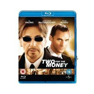 Two For The Money [Blu-ray] NEUF - VERSION FRANÇAISE