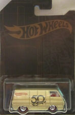 Hot Wheels 50-Years CUSTOM '66 DODGE A100 Real Riders Limited Edition!