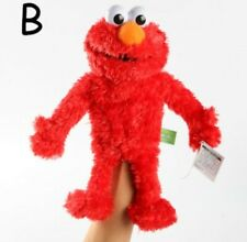 SESAME streeet elmo full body hand puppet game puppets party game Storytelling