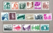 China 1981 R21 Regular Stamps with Design of China Scenery