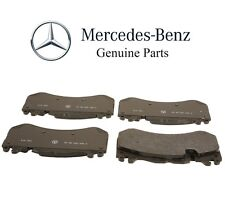 NEW Mercedes W219 CLS63 R230 SL63 AMG SL65 AMG Front Disc Brake Pad Set Genuine