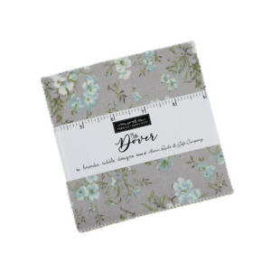 Moda Fabrics Charm Pack - Dover by Brenda Riddle Designs