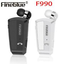 Fineblue F990 беспроводная Bluetooth вибрирующий наушники, гарнитура для телефона Universa E