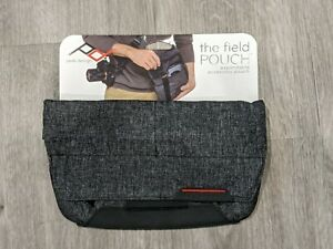 Peak Design Field Pouch v1 (Charcoal) - Brand New with Tags