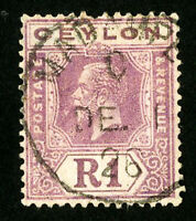 Ceylon Stamps # 241a F-VF Used Scott Value $40.00