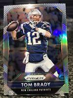 2015 Prizm #12 Tom Brady Holo Silver Prizms Refractor Parallel SP!!!