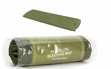 Snugpak Travelite Self Inflating Sleeping Mat (Full Length) - Great For Camping