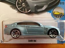 NEW 2017 Hot Wheels BMW M4 Coupe Factory Fresh Series RARE
