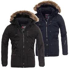 Geographical Norway Chir Parka Winterjacke Funktionsjacke Warme Jacke Outdoor