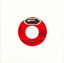 "Duane Eddy 'BECAUSE THEY'RE YOUNG/THE LONELY ONE' 7"" Vinyl Single - US Jamie"