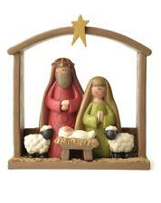 Heaven Sends Natività Decorazione Famiglia Bambino Gesù Natale Addobbo