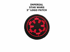 Imperial Cog Target Empire Logo Sith Star Wars Embroidered IronOn Applique Patch