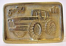 IH International Super 70 Collector Series 7488 Tractor Belt Buckle Minneapolis