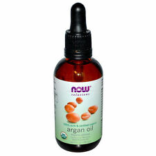 NOW Foods Solutions Argan Oil (100% Pure & Certified Organic), 2 oz