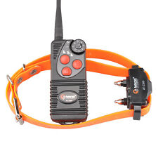 Aetertek 216D 600 Yards Remote  Pet Trainer Dog Shock Collar Waterproof E-collar