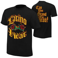 """Official WWE Authentic Eddie Guerrero """"Can You Stand the Heat"""" Retro T-Shirt"""