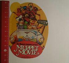 Pegatina/sticker: Muppet Movie los Muppets venir al cine (21111696)
