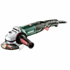 Metabo 601240420 5-Inch 10.0-Amp 10,000 RPM Durable Powerful Angle Grinder