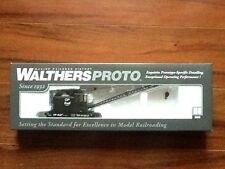 WALTHERS PROTO 1/87 HO CANADIAN PACIFIC CRANE POWERED ITEM # 920-105001 F/S