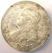 1813 Capped Bust Half Dollar 50C O-104 - NGC Genuine / AU Details - Rarity-4!