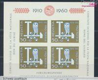 Schweiz Block17 postfrisch 1960 Pro Patria (8618527