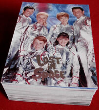 LOST IN SPACE - COMPLETE BASE SET of 72 CARDS - Inkworks 1997