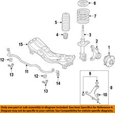 SUBARU OEM 15-16 WRX STI Front-Lower Control Arm Right 20202VA000