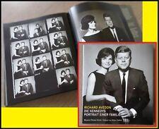 R. AVEDON die Kennedys PORTRAIT  einer FAMILIE * Schirmer Mosel 2007 /  KENNEDY