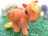 My Little Pony G1 Applejack Shy Pose Vintage Toy Hasbro 1983 Collectibles MLP A