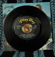 """Playboy #2005 IRAN EP Beatles, Rolling Stones, Gainsbourg """"Je t'aime"""" +1 PS & EP"""