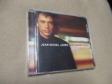 "CD ""METAMORPHOSES"" Jean-Michel JARRE / 12 morceaux / 2000"