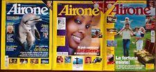 Lotto riviste mensili AIRONE - 2007/2008/2010