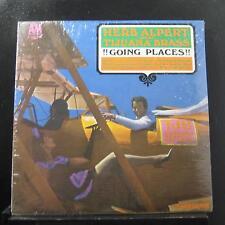 Herb Alpert's Tijuana Brass - !!Going Places!! LP New Sealed LP 112 Mono 1st A&M