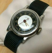 Vintage Cimier R Lapanous Military Swiss Aluminum Hand-Winding Mechanical Watch